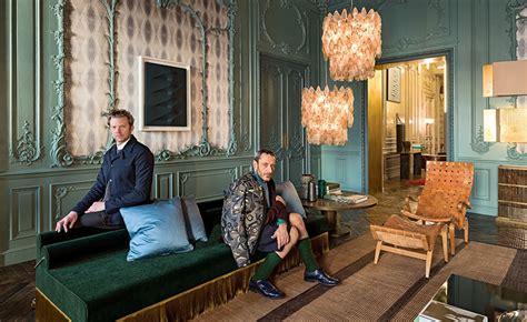 mia home design gallery roma palazzo priv 233 fendi s new roman apartment by dimore