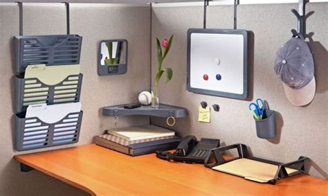 Cubicle Desk Accessories Office Design Ideas Remodel And Decor Pictures