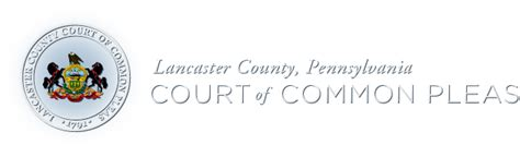Lancaster County Pa Court Records Lancaster County Courts Pa Official Website Official Website
