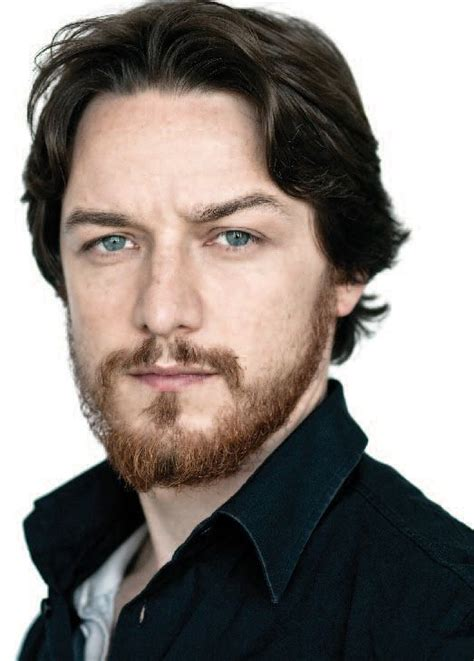 hairstyles accenting the eyes james mcavoy those eyes and that accent james mcavoy