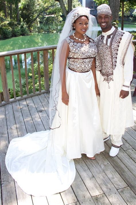African Wedding Dresses   Wedding Style Guide