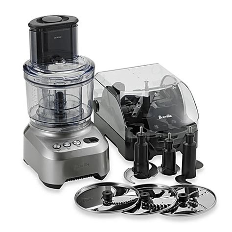 bed bath and beyond breville breville 174 sous chef food processor bed bath beyond