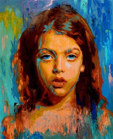 Handmade Portraits - portrait painting custom portrait child family