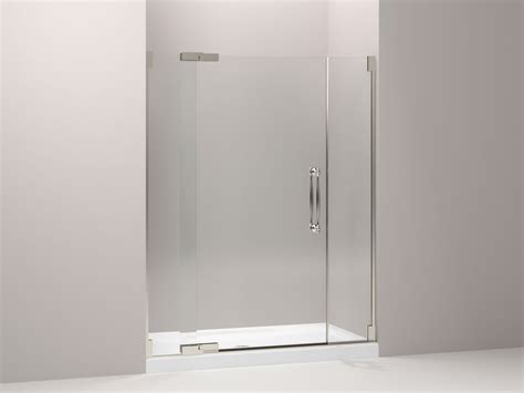 Shower Door Extrusions Buyplumbing Net Product Kohler K 705766 Nx Extrusions And Hardware For 1 2 Quot Thick 60 Quot Bath