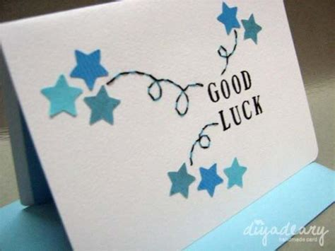 Handmade Luck Cards - 27 best luck cards images on luck