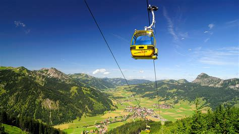 designhäuser bilder sommerbergbahnen tannheimer tal tourismus
