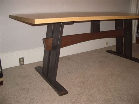 trestle bench plans diy japanese trestle bench plans free