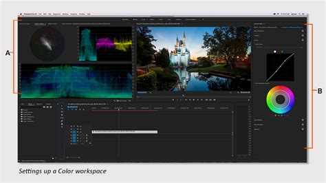 color correction workflow color grading workflows in adobe premiere pro cc