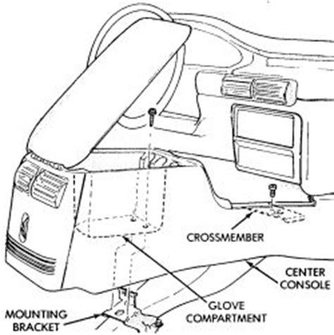 repair anti lock braking 1997 dodge intrepid instrument cluster repair guides interior front center console autozone com