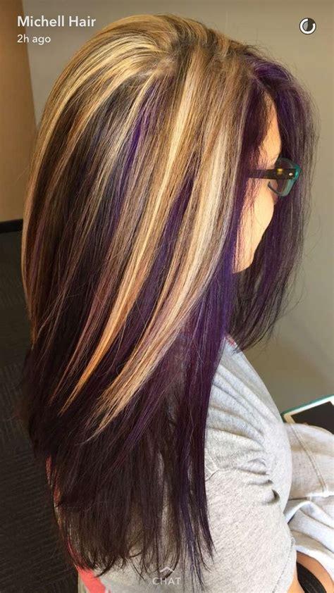 diy lowlights to color grays best 25 dark purple bathroom ideas on pinterest purple