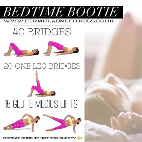 Exercises To Do Before Bed by 10 Best Ideas About Bedtime Workout On