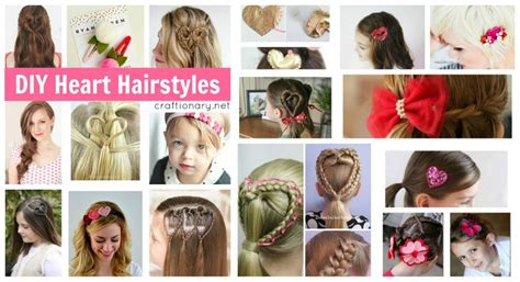 diy hairstyles we heart it craftionary