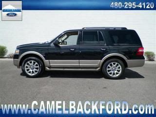 buy used 2011 ford expedition alloy wheels 4x4 4wd leather security system cd player in phoenix