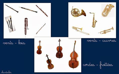les instruments de musique de la famille des cuivres chantecler apprendre dans la joie familles d
