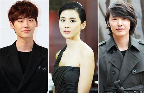 film drama korea terbaru lee jung suk lee jong suk and yoon sang hyun reunite in new drama