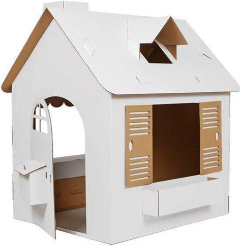 huis van karton bol kartonnen speelhuis