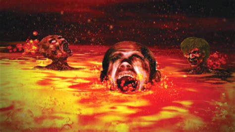 Orang Adalah Neraka 8 gambaran macam azab neraka yang mengerikan satu jam