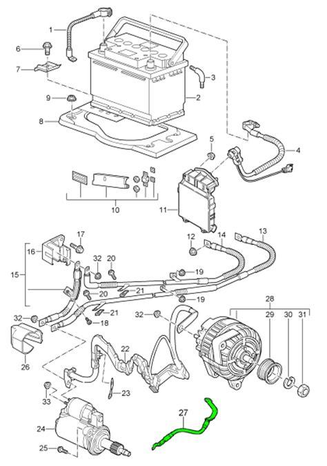 Buy Porsche 997 (911) MK1 2005-2008 Alternator / Generator