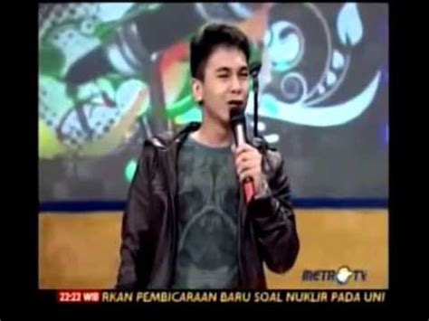 film stand up comedy raditya dika stand up comedy show metro tv raditya dika youtube