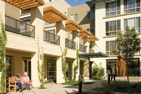 mid peninsula housing devries place senior apartments milpitas calif builder magazine design award