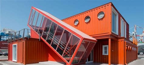 built with modular homes built from shipping containers container