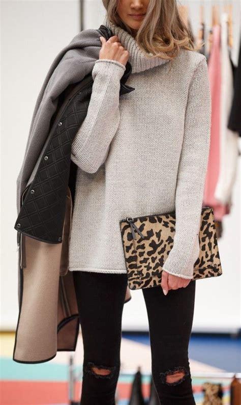 imagenes de outfits otoño invierno 30 atuendos ideales para esta temporada oto 241 o invierno