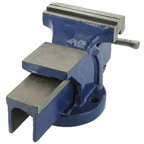 engineers bench vice cast iron 100mm bench vice for engineers mechanics new ebay