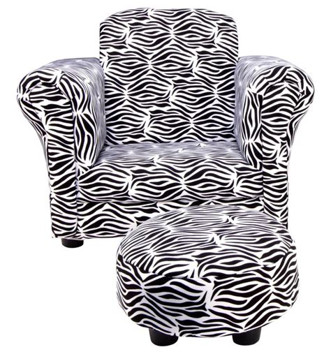 zebra chair and ottoman 40 best images about zebra chairs on pinterest