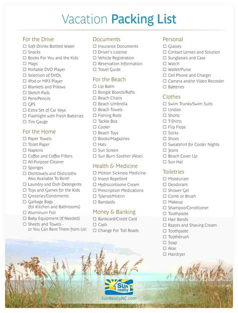 beach vacation packing list for a toddler from under a palm tree
