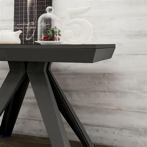 tavolo a console tavolo console allungabile design moderno magika made