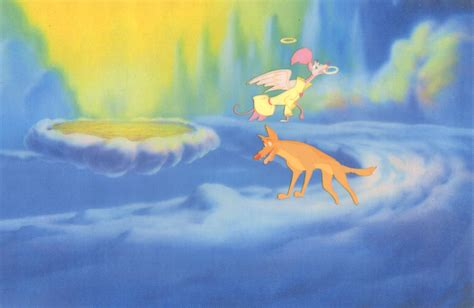 all dogs go to heaven all dogs go to heaven images all dogs go to heaven production cel hd wallpaper and