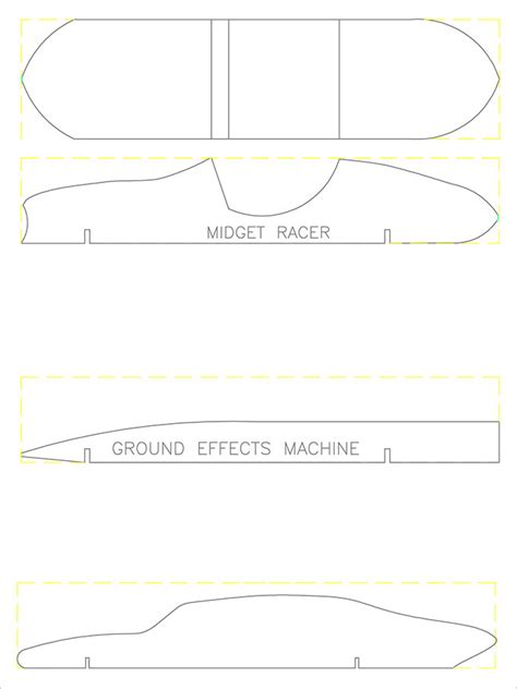 pinewood derby race car templates 21 cool pinewood derby templates free sle exle
