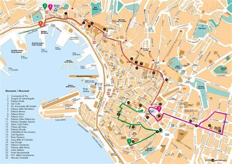 mappa porto di genova come arrivare a genova