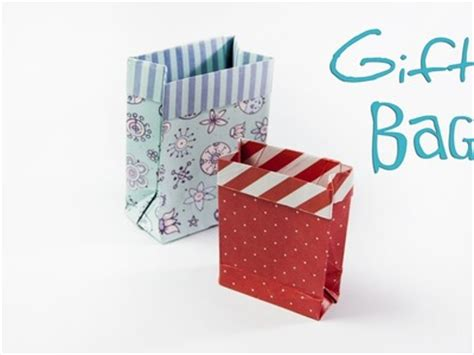 How To Make A Origami Gift Bag - best paper plane how to make a paper airplane easy