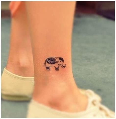 elephant tattoo little 99 powerful elephant tattoo designs with meaning