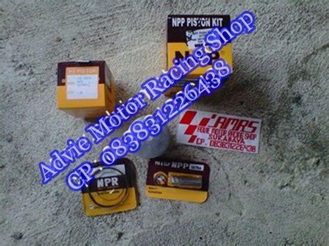 Piston Kit Smash O S 0 50 Npp 75 best part racing untuk bore up balap drag bike road