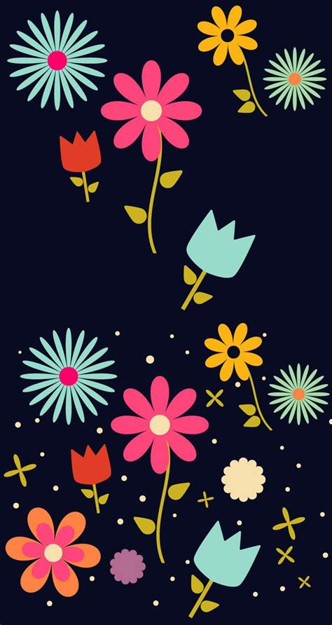 pattern making in adobe illustrator create an easy field of flowers pattern design in adobe