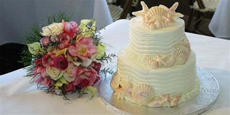 Reception Cakes by Florida Destination Wedding Marriage License Information