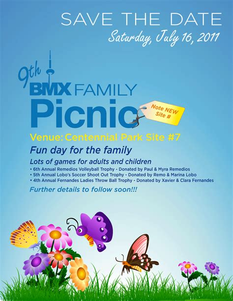 picnic flyer on ms word joy studio design gallery best