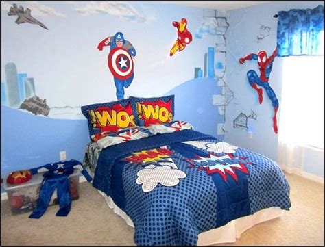 superhero themed bedroom superhero bedroom d 233 cor ideas