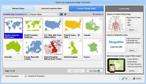 free interactive us map for website imapbuilder interactive flash mapbuilder 6 50 rieploslyproe
