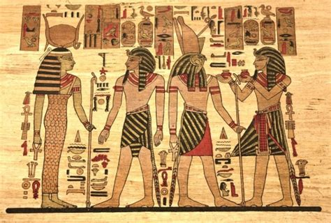 imagenes religion egipcia creencias religiosas en el egipto antiguo y arte ii de