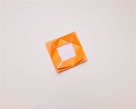 10 Step Origami - pin paper folding fortune tellers on