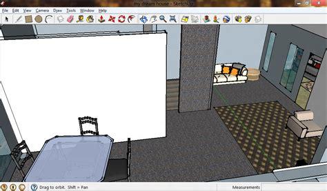 fungsi layout sketchup design rumah dengan google sketchup sains world