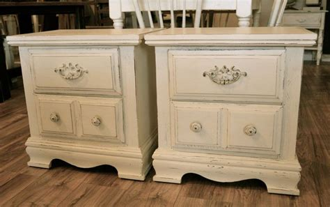 shabby chic nightstands best 25 diy nightstand ideas on crate