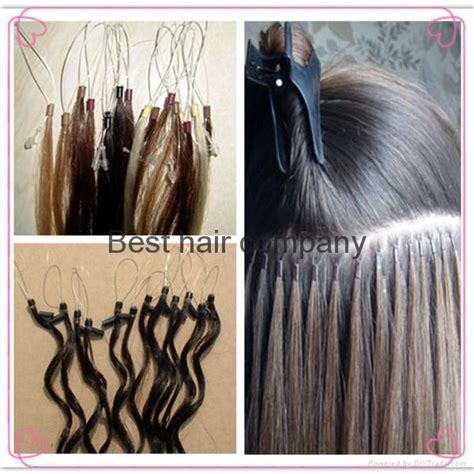 remy hair micro loop extensions new style remy human micro loop ring hair