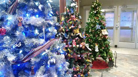 festivity trees 1st festival of trees kicksoff in williams lake my