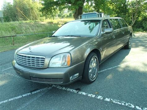 Cadillac 2001 For Sale by 2001 Cadillac Funeral Hearse Limo Seats 9 For Sale