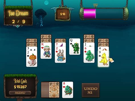 free download games solitaire full version faerie solitaire game download and play for free full
