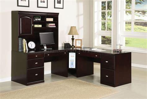 espresso computer desk with hutch espresso computer desk with hutch diyda org diyda org